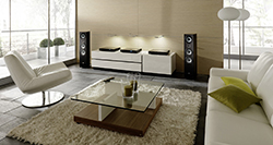 Single Room Audio System