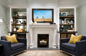 Seura-PremierSeries-Fireplace-On
