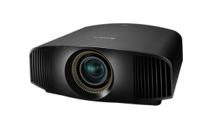 4K Home Theater ES Projector with HD Upscaling