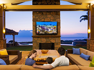Weatherproof Outdoor TVs